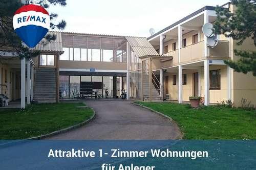 Attraktive 1- Zimmer Wohnung(en) für Anleger!