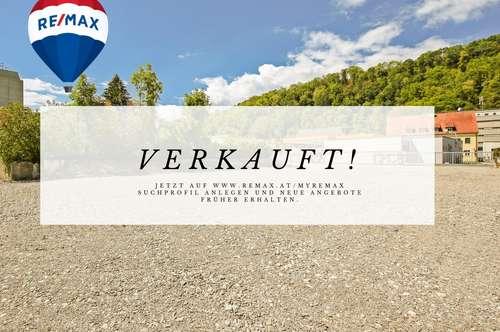 Ihr neuer Betriebsstandort in Feldkirch | Gewerbegrundstück mit Altbestand zu verkaufen