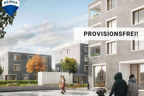 NEUBAU: Herrliche 3-Zimmerwohnung in Bregenz