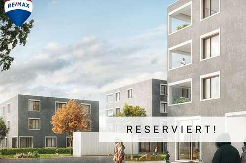 NEUBAU: Ideal für Anleger - 2 Zimmer Wohnung in Bregenz