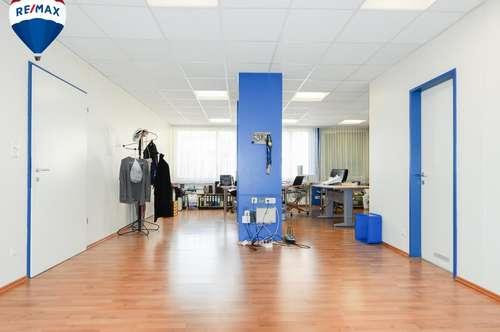 Büroräumlichkeit im Bregenzer Anwaltsviertel