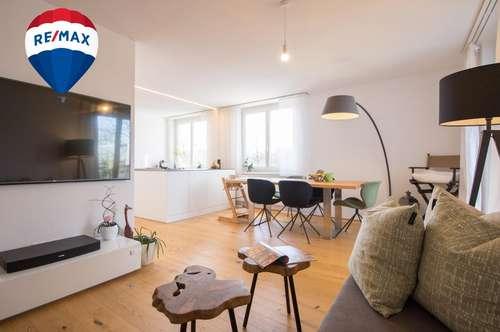 Stilvolle, große 3 Zimmer Wohnung direkt an der Bregenzer Ach
