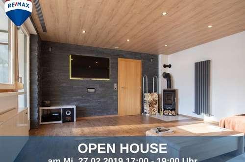 Schöne 3 Zimmerwohnung im Herzen von Nüziders mit gemütlichem Schwedenofen