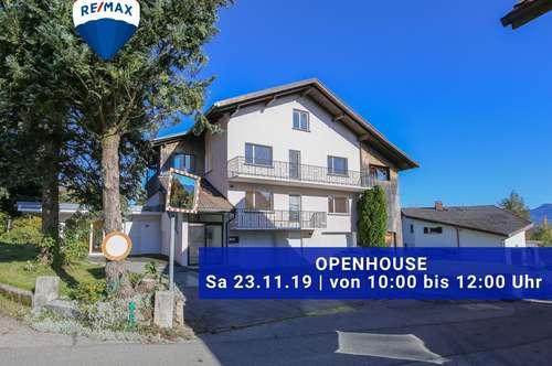Großes Wohnhaus mit 3 Einheiten in Langen bei Bregenz zu kaufen