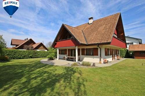 Wunderschönes Einfamilienhaus am Ende einer Sackgasse zu vermieten!