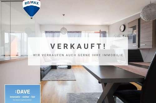 Schöne Maisonettewohnung über 2 Etagen nahe der Bregenzer Ach