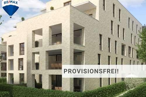 NEUBAU: Exklusive 3-Zimmer Penthousewohnung