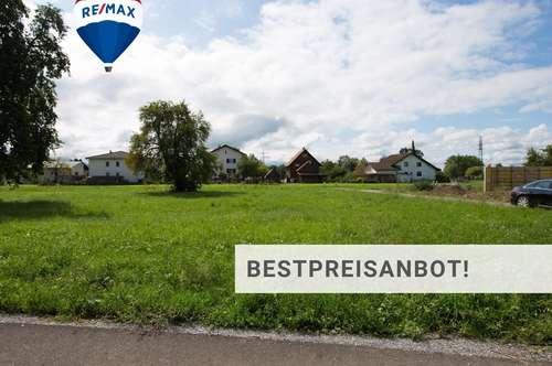 Bestens gelegenes Grundstück für Wohnprojekt