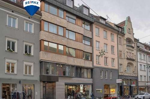 Ihr neuer Bürostandort über den Dächern von Bregenz