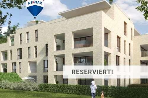 NEUBAU: 4-Zimmerwohnung mit grossem Balkon