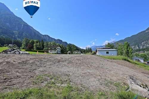 Grundstück in ruhiger Lage in Vandans zu verkaufen!