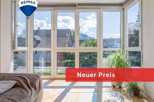 Familienfreundliche 4-Zimmer Wohnung im Rohrbach