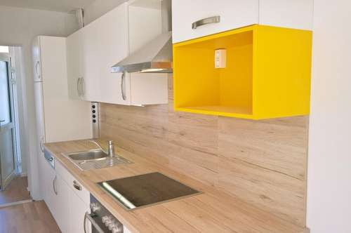 Zweizimmer Maisonette mit Dachterrasse - provisionsfrei ab Februar 2020 - Heizung inklusive