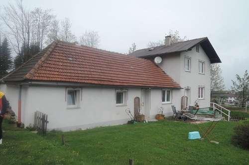Einfamilienhaus mit Stallung nähe Zwettl (reserviert)