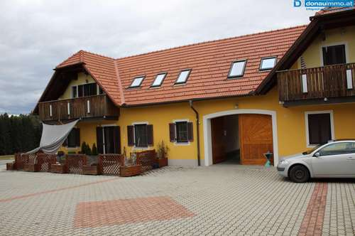 Schöne Single- oder Pärchenwohnung mit 60m² nahe Bad Waltersdorf