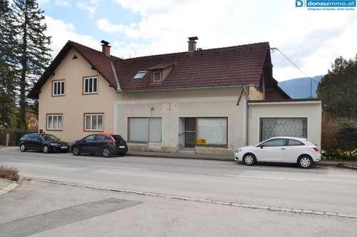 2880 Kirchberg am Wechsel, Wohnhaus mit viel Potential