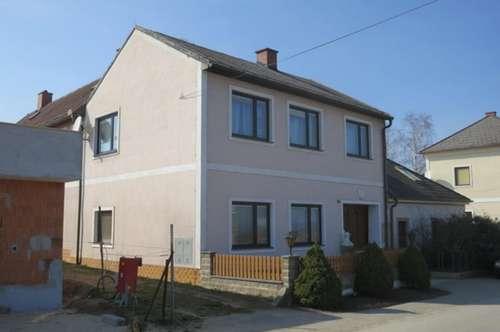 3741 Eggenburgnähe: Sehr geräumiges Landhaus
