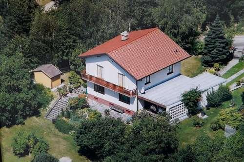 2640 Gloggnitz, Gepflegtes Einfamilienhaus in schöner Aussichtslage