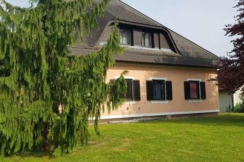Lichtdurchflutetes Haus mit wunderbarem Ausblick in bevorzugter Ruhelage, zwischen Jennersdorf und Güssing