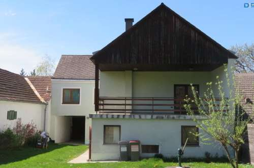 3762 Ludweis: Sehr geräumiges Landhaus mit Garten