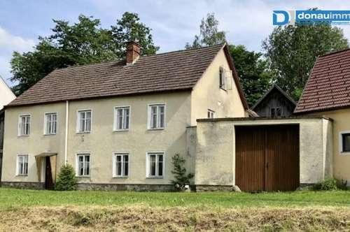 3944 Kurzschwarza: Neuer Herbstpreis!!! Landhaus für Sanierungserfahrene!