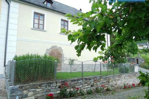 Miethaus mit kleinem Garten - Spitz an der Donau - Wohnen mitten in der Wachau, tolle Aussicht!