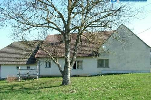 Romantisches Bauernhaus in ruhiger Sonnenlage, nahe Güssing