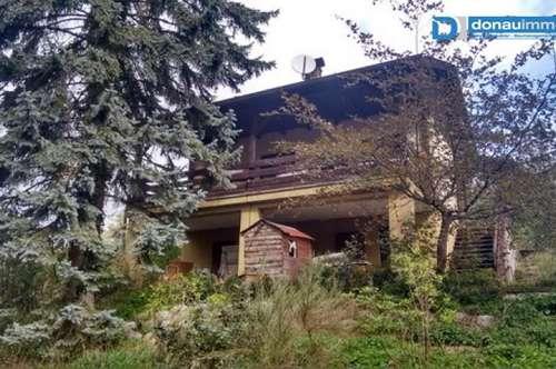 2070 Mitterretzbach: Landhaus in Waldrandruhelage