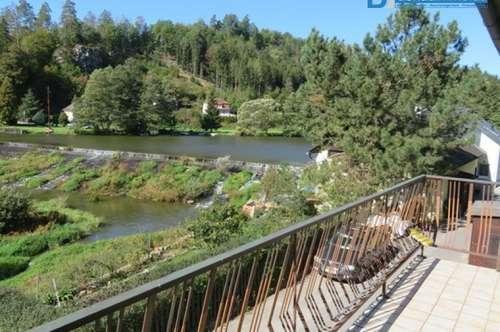 3814 Kollmitzgraben: Sehr geräumiges Landhaus mit Thayablick