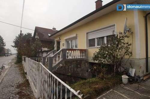 1220 Wien Eßling Einfamilienhaus mit Garten in zentraler, ruhiger Lage