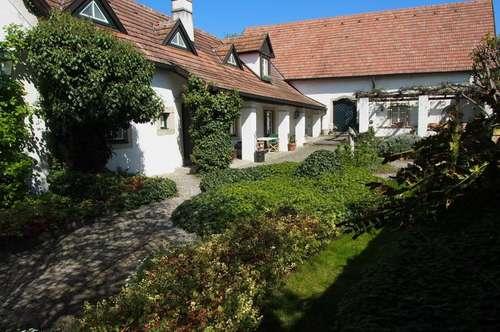 Perfektes Landhaus nahe Krems mit top Verkehrsanbindung