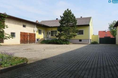 2042 Grund: Hallenflächen - Nebengebäude - Wohnhaus
