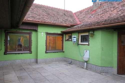 2074 Kleinhöflein: NEUER PREIS!!! Landhaus Nähe Retz mit Innenhof