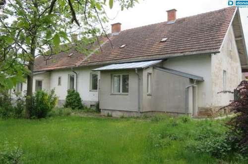 3722 Straning: Sanierungsbedürftiges Landhaus