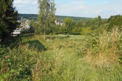 Sonniger Baugrund in Oberpullendorf