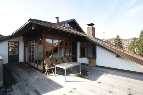 Mietwohnung mit Dachterrasse und Swimmingpool