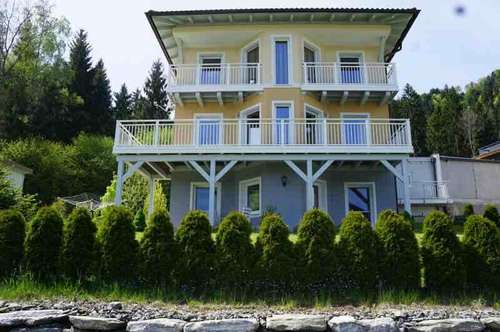 Neues Haus mit Seeblick