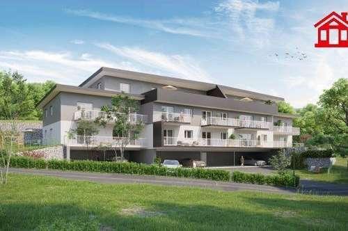ERSTBEZUG: Eigentumswohnung mit Garten in Pischelsdorf/Gleisdorf