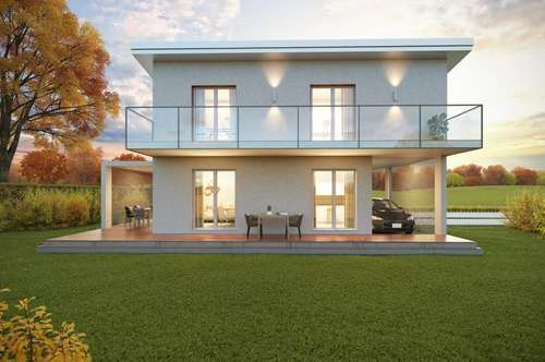 Individuell planbares Einfamilienhaus in Judendorf-Straßengel