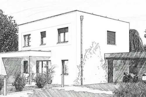 NEUBAU: Einfamilienhaus in St. Josef