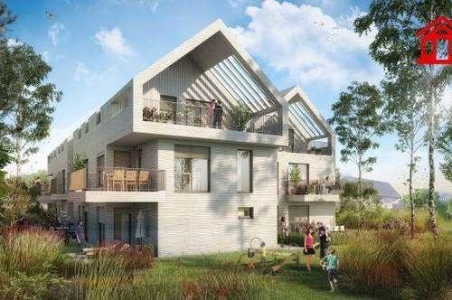 ERSTBEZUG: Gartenwohnung mit großer Terrasse in Leitring/Leibnitz
