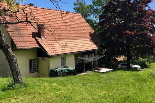 Sanierungsbedürftiges, kleines Einfamilienhaus in St. Stefan ob Stainz