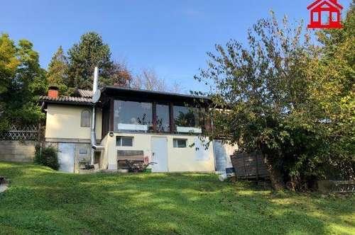 Sanierungsbedürftiges Wohnhaus in idyllischer Lage in Vasoldsberg