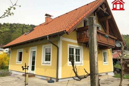 Einfamilienhaus in absoluter Ruhelage