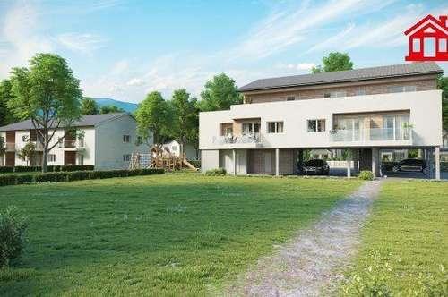 ERSTBEZUG: Eigentumswohnung mit Balkon in Wagna/Leibnitz