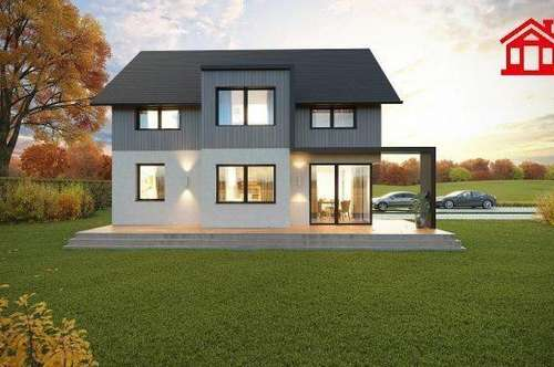 NEUBAU: Einfamilienhaus in Hitzendorf