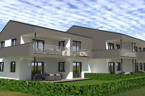 Neubau/ Terrassenwohnung in Seiersberg-Pirka