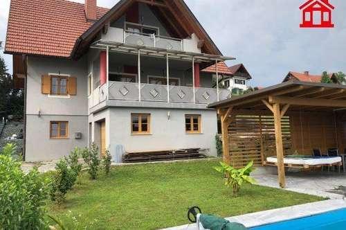 Einfamilienhaus in sonniger Aussichtslage