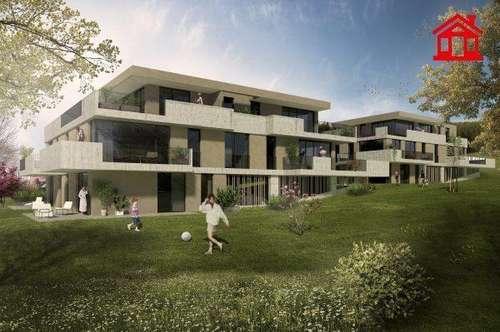 Neubauprojekt Gartenwohnung in Raaba-Grambach/ Haus 1 Top 1