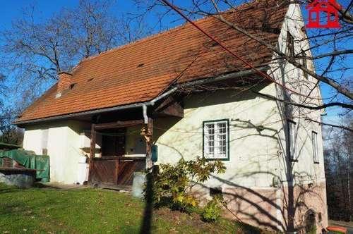 Sanierungsbedürftiges Einfamilienhaus in St. Stefan ob Stainz